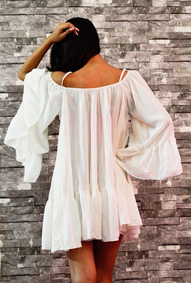 Folklore Collections - Bohemian cover-up mini dress 5, Fashion designer clothing women designer clothing women clothing online designer clothes on sale designer sale canada designer clothes toronto popular clothing stores in toronto